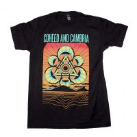 Coheed & Cambria Desert Dimension T-Shirt