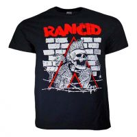 Rancid Crust Skele-Tim Breakout T-Shirt