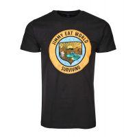 Jimmy Eat World Surviving Crest T-Shirt