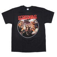 Scorpions Worldwide Live T-Shirt