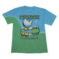 Woodstock Graffiti T-Shirt