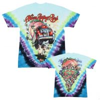 Allman Brothers Allman Brothers Band Tie Dye T-Shirt