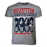 Led Zeppelin LA 1975 T-Shirt