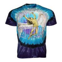 Led Zeppelin Swan Song Tie Dye T-Shirt