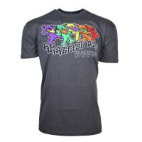 Grateful Dead Trippy Bears T-Shirt