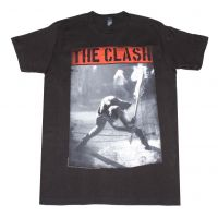 The Clash Smashing Guitar T-Shirt