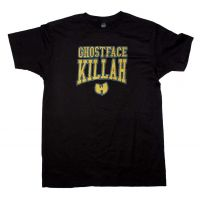 Wu Tang Clan Ghost Face Killah Logo T-Shirt