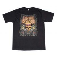 Lynyrd Skynyrd Skull With Gun T-Shirt