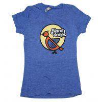 Nora Jones Bird Juniors T-Shirt