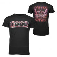 Tool Three Red Faces T-Shirt