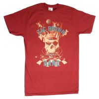 Zac Brown Band Skull Collage Soft T-Shirt