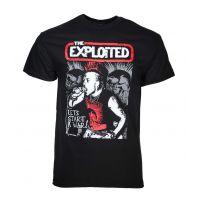 Exploited Let's Start a War T-Shirt