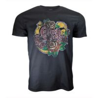 Chris Stapleton Horseshoe Roses T-Shirt