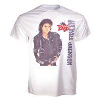 Michael Jackson Bad Crown  T-Shirt