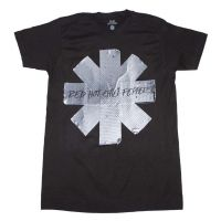 Red Hot Chili Peppers Duct Tape Asterisk T-Shirt