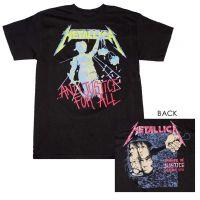 Metallica Justice Neon T-Shirt