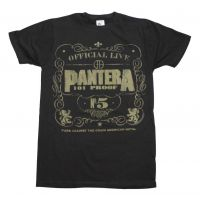 Pantera 101 Proof 30/1 T-Shirt