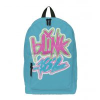 Blink 182 Logo Blue Classic Backpack
