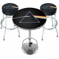 Pink Floyd Dark Side of the Moon Bar Set