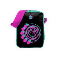 Blink 182 Smiley Crossbody Bag
