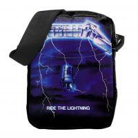 Metallica Ride the Lightning Cross Body Bag
