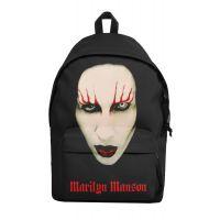 Marilyn Manson Red Lips Daypack