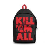 Metallica Kill Em All Blood Daypack