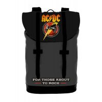 AC/DC About to Rock Heritage Bag