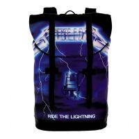Metallica Ride the Lightning Heritage Bag Backpack