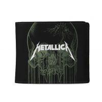 Metallica Skull Wallet