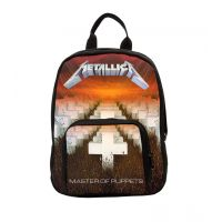 Metallica Master of Puppets Kids Backpack