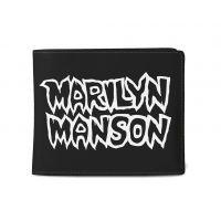 Marilyn Manson Logo Wallet