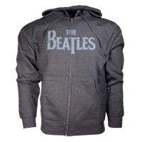 Beatles Vintage Logo Hoodie Sweatshirt