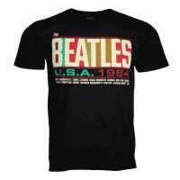 Beatles USA 1964 T-Shirt