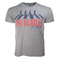 Beatles Abbey Road Heather T-Shirt