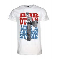 Bob Dylan Standing Stone T-Shirt