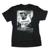Willie Nelson Texas 1973 T-Shirt