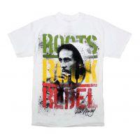 Bob Marley Roots Rock Rebel T-Shirt