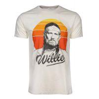 Willie Nelson Sunset Gradient T-Shirt