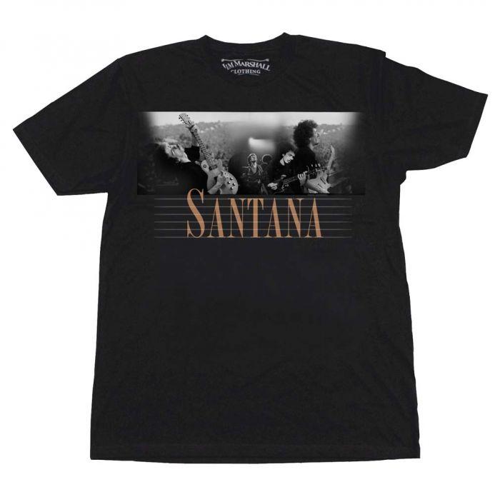 33f011356 Dropship Carlos Santana Here and Then T-Shirt at RocklineDropship.com
