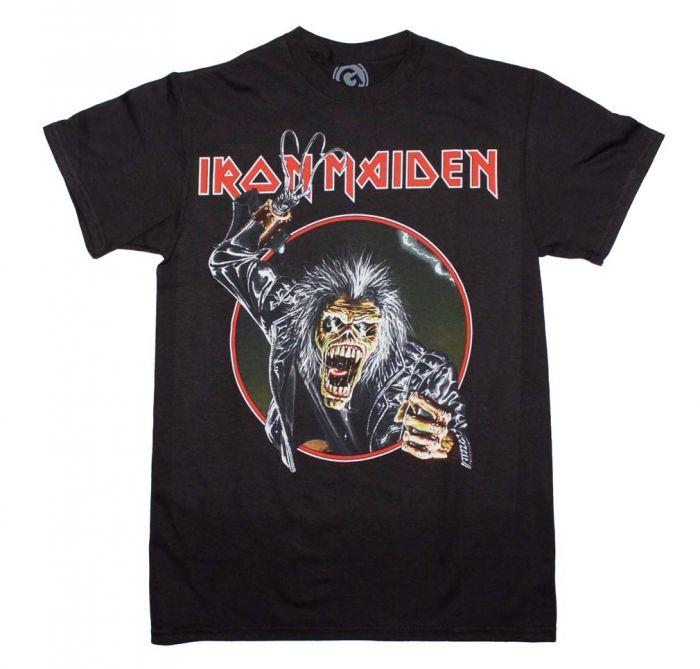 3edd6edc Item Specifics. Color. Black. Band. Iron Maiden
