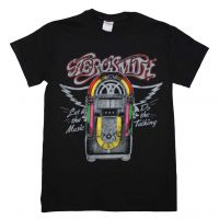 Aerosmith Juke Box T-Shirt