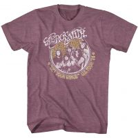 Aerosmith Get Your Wings Vintage T-Shirt