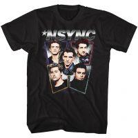 NSYNC Heads T-Shirt