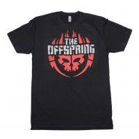 The Offspring Skull Logo T-Shirt