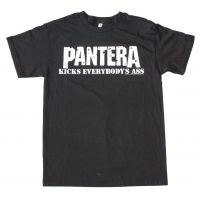 Pantera Kicks Everybody T-Shirt