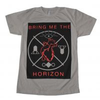 Bring me the Horizon Heart and Symbols T-Shirt