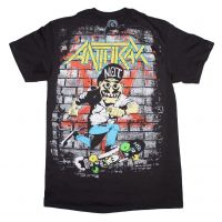 Anthrax Skater Guy T-Shirt