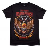 Five Finger Death Punch Eagle Punch T-Shirt