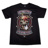 Five Finger Death Punch Rebellion T-Shirt